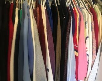 lots of casual & better wear
