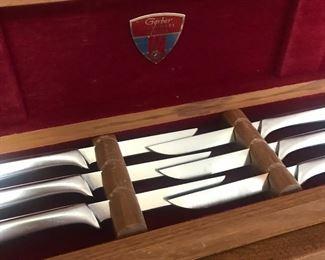 Gerber steak knives set