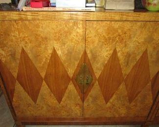 Mid Century Buffet by Mastercraft Furniture
