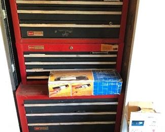 Craftsman Shop Tool Chest