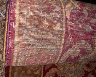 10FT x 4FT THICK BEAUTIFUL RUG  $600 OBO