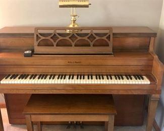 Kohler & Campbell Upright Piano Circa 1958-1959