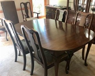 Another view of Harden Dining Table and Chairs
