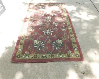 One of 3 Rugs