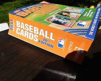 Baseball Card Valuation Book
