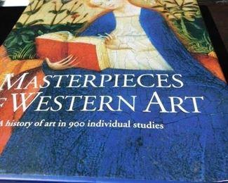 Western Art Book