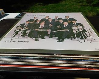 Lots of LP Albums