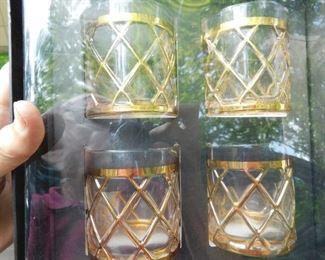 Elegant Bar Glasses