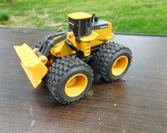 Toy Bulldozer
