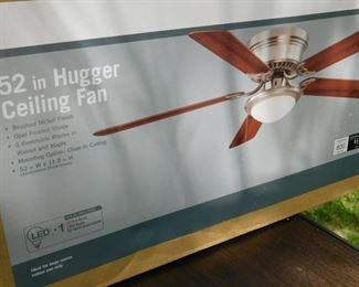 New Ceiling Fan