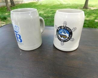 Imported Beer Mugs