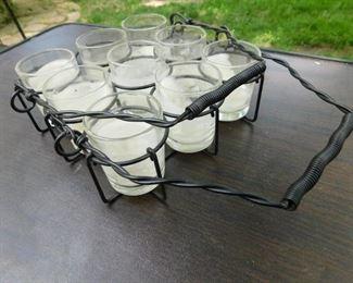 Fancy Votive Candle Set