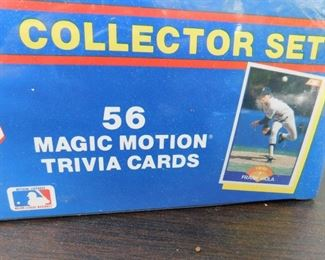 Never Opened Baseball Card Collection