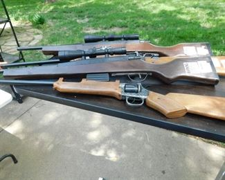 Toy Rifles