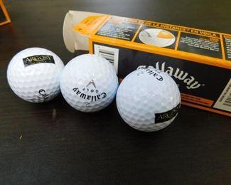Brand Name Golf Balls