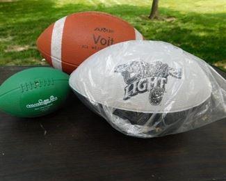 Toy Footballs