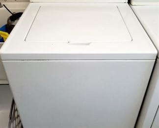 Large Capacity Maytag Washer & Dryer