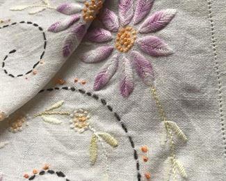 Beautiful linens