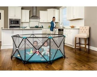 Regalo Eight Panel My Play Portable Play Yard