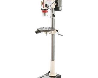 Shop Fox W1848 13-1/4-Inch 110-Volt 3/4-Hp Oscillating Floor Model Drill Press