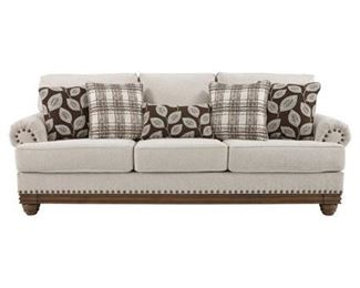 Harleson Sofa Beige - Signature Design by Ashley