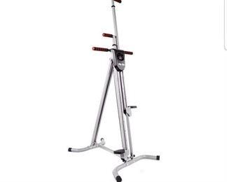XtremepowerUS Vertical Climber Fitness Cardio Exercise Machine