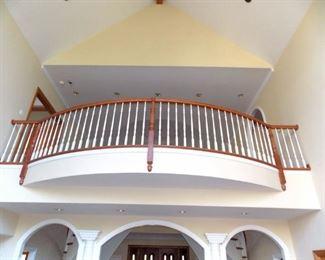 Balcony Oak