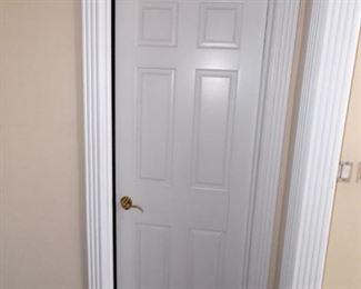 White Six {Panel Doors