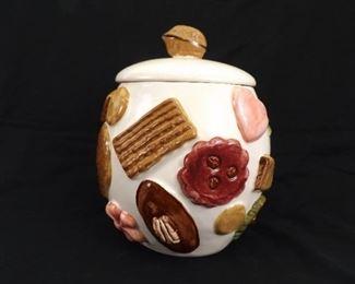 1955 Los Angeles Pottery Cookie Biscuit Jar