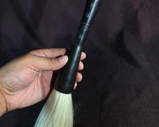 Chinese Horn Calligraphy Brush