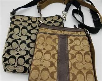 Coach crossbody bags