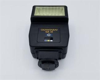 Quantaray QA 25 flash