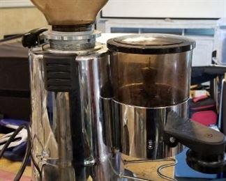 Macap M4 Espresso grinder and doser