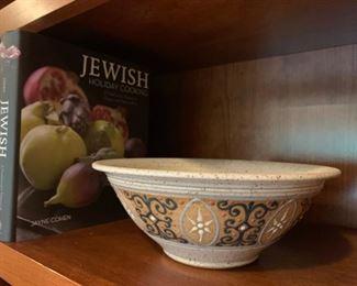 Studio Pottery, Judaic Books