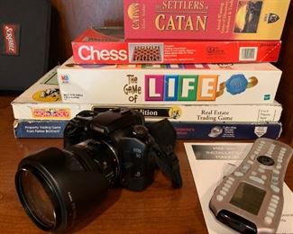 Home Theater Master Remote MRF200, Canon EOS 30, Games and Toys