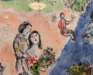 Chagall Poster