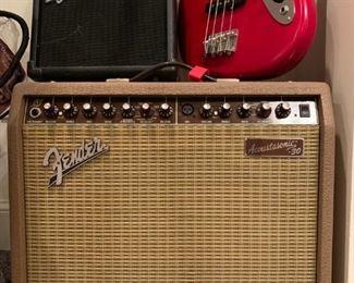 Fender Acoustasonic - 30