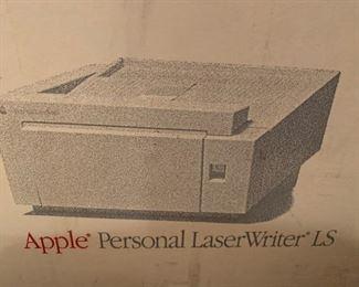 Apple Personal Laserwriter LS