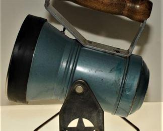 Vintage Star Headlight & Lantern Co. Railroad Lantern, Flashlight