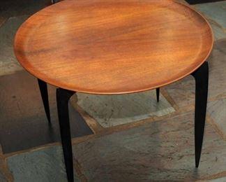 FRITZ HANSEN TRAY SIDE TABLE 1958 ~ WILLUMSEN & ENGHOLM