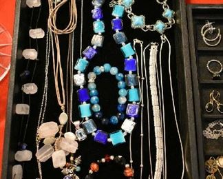 COSTUME JEWELRY (SOME 925)