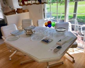kitchen dinette set