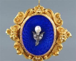 Antique jewelry galore