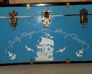 Jolly Roger Play Chest.