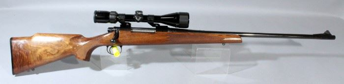 Remington Model 700 25-06 REM Cal. Bolt Action Rifle SN# B6893635 With Bushnell High Contrast Optics Scope
