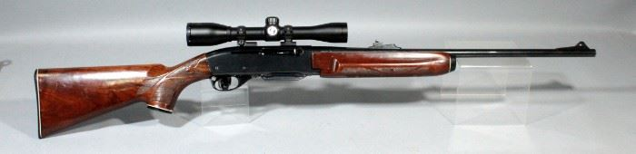 Remington 7400 .270 WIN Rifle SN# 8294091 With Bushnell Sportsman 4x32 Scope
