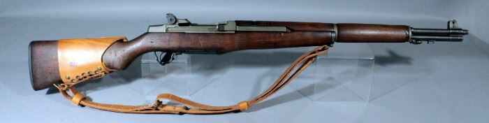 Springfield Armory US Rifle .30M1 Rifle SN# 3527761 With Leather Sling