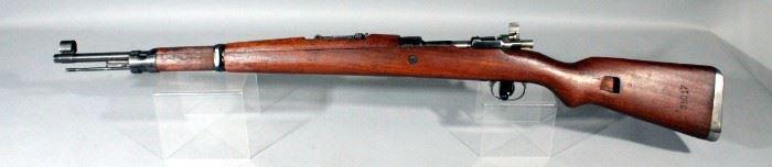 Yugoslavia M48 Mauser 8mm Bolt Action Rifle SN# T35017