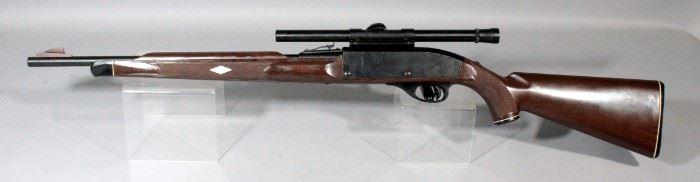 Remington Nylon 66 .22LR Rifle SN#2294336 With Scope