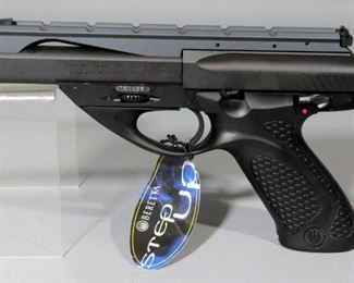 Beretta Model U22 Neos .22LR Pistol SN# T60986 Two Mags, Hard Case And Lock, Unfired